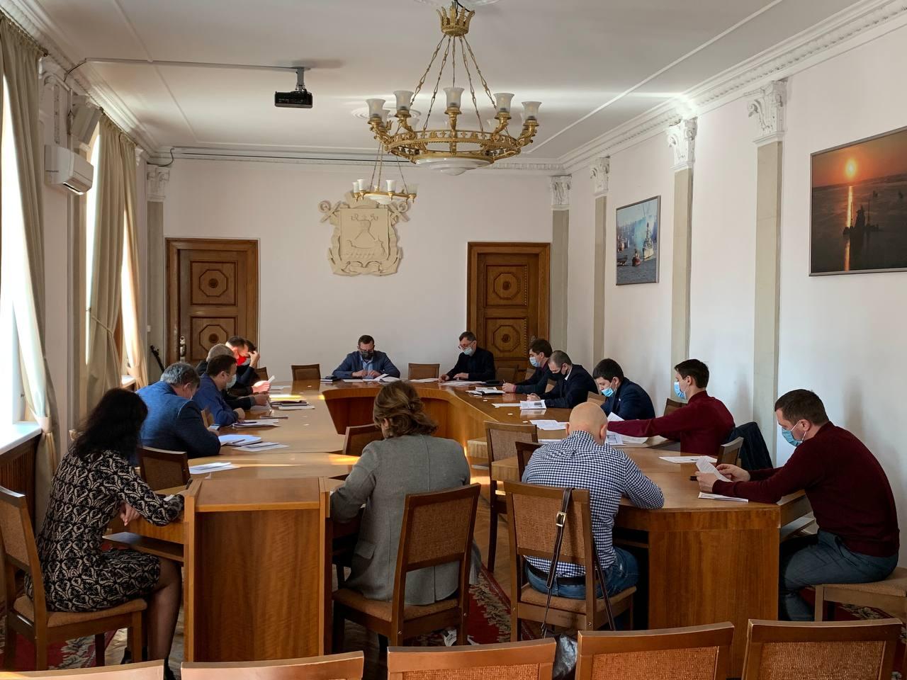 Відбулося чергове засідання Координаційної ради в м. Миколаєві