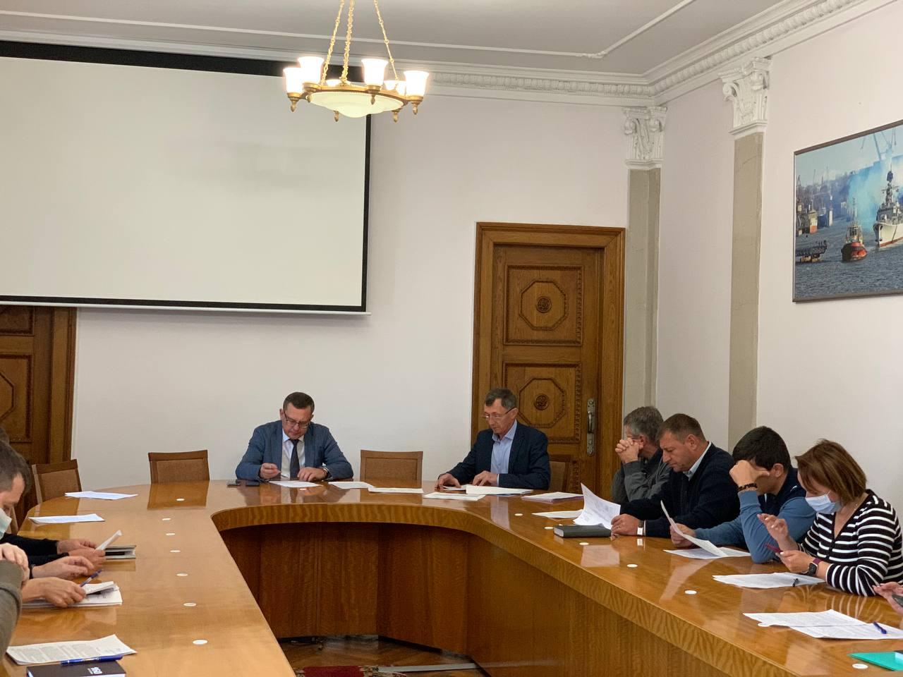 Відбулося чергове засідання Координаційної ради