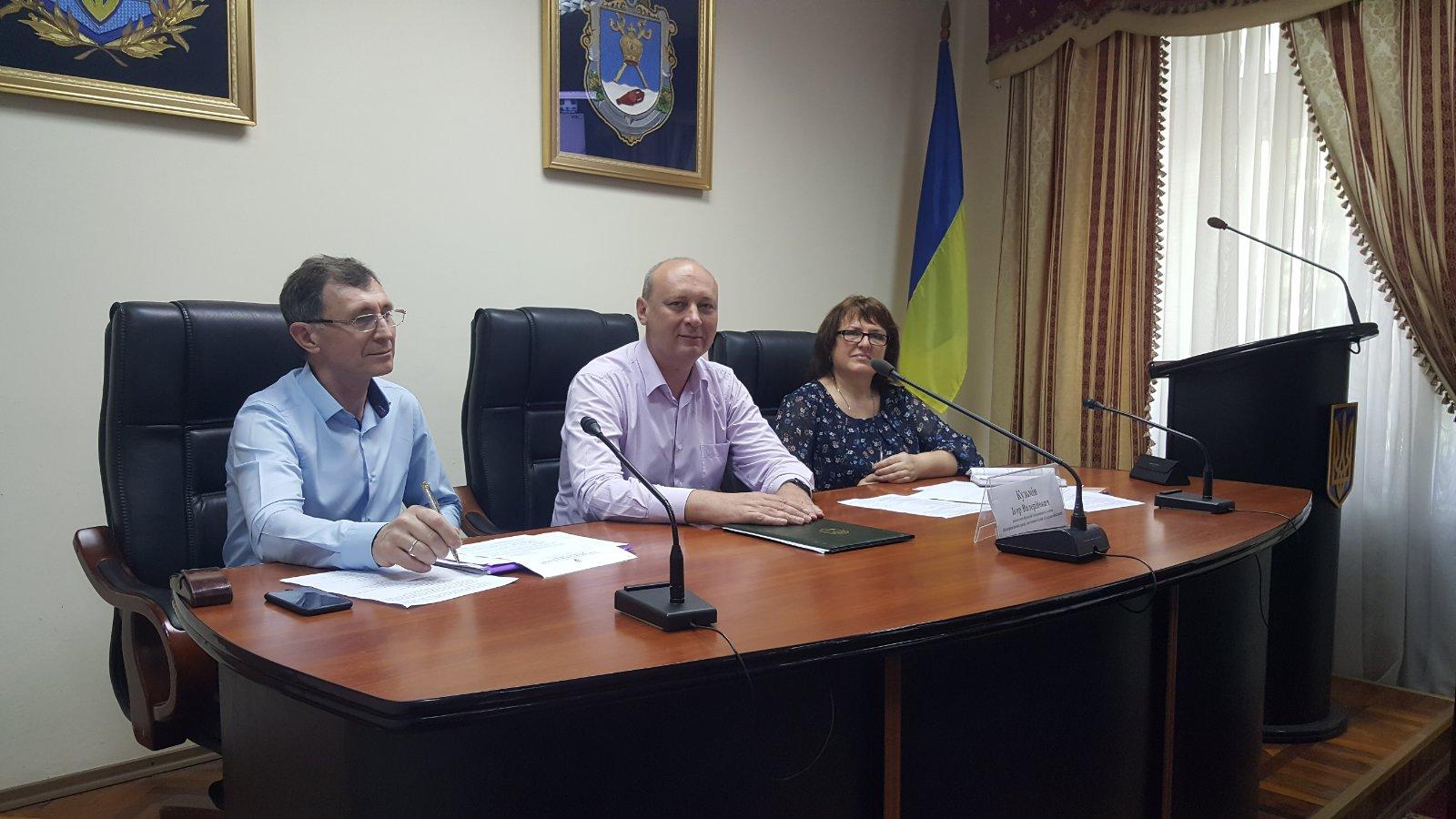 Чергове засідання міжвідомчої робочої групи